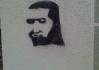 Džízis graffiti v Bechyni..