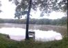 Páření nad rybníkem. Jen z vody teda!..