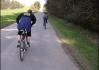 Pokus o trhák a únik veselé cyklistky..