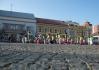 Cvičenky roštěnky na náměstí!