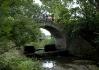 Idylka na mostě..