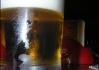 Bruggi se zapomněl u svého oblíbeného nápoje..  (Ta pěna je grandiózní, no posuďte :)
