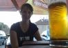 Velký pivo tu točí větší než je Štěpánka!