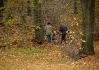 Babčabike v lese..