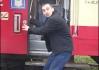 Moje síly na zadržení vlaku asi nebudou stačit.. Volám Bruggiho na pomoc!