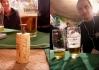 1) Zajímavý zlepšovák nám do receptáře poslal pan Milan ze Stach. Podívejme, jak jednoduše lze svépomocí otevřít takový špunt od vína..    2) Porovnání standardního piva vlevo (Král větráků) a piva, do kterého si Pavew soustavně slintá.. (vpravo..)