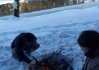 Fajrák ve sněhů, ú, úúúú, roumantix..