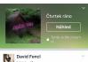 Tak tohle mi navrhoval automat facebooku u fotky studánky z časného ráno :D